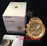 51-30 CHRONO All Gold  A083-502 Mens Watch In NEW Condition