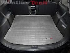 WeatherTech Cargo Liner Trunk Mat for Mazda Mazda5 - 2008-2015 - Grey