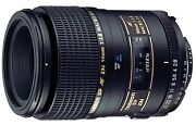 Tamron sp AF 90 mm 2,8 Macro Di pour sony NEUF