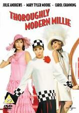 Thoroughly Modern Millie Dvd Julie Andrews Brand New & Factory Sealed
