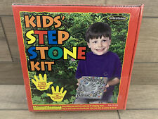 Mosaic Step (Stepping) Stone Kit Kids New And Sealed!
