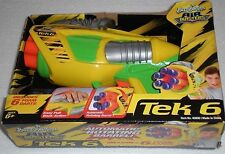 Buzz Bee Toys Tek 6 Air Blasters Foam Dart Gun New in package