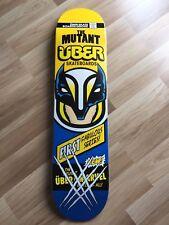Über Skateboards Deck 7,5, Emillion, Inklusive Griptape, Marvel Superheros