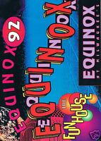 FUNHOUSE EQUINOX Rave Flyer Flyers 24/7/92 A4 Milwaukees Rushden Bedford