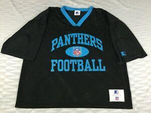 Vintage Carolina Panthers Football-NFL Starter Jersey SizeXl