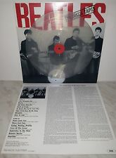 LP BEATLES - DECCA TAPES - CLEAR VINYL - NUOVO - NEW