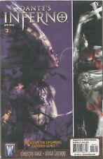 DANTES INFERNO (2009) #3  Back Issue (S)