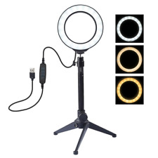 LED Ring Light Head 3 Modes Dimmable 4.7Inch For TikTok Instagram Youtube Videos