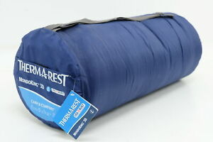 New! Therm-a-Rest Mondoking 3D Sleeping Pad (Blue) Size: Large 4lbs 11oz