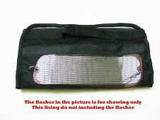 KUFA SPORTS Vented Flashers Organize Bag with 6 Separated Storage FB101