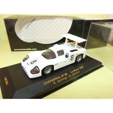 Ixo Model Lmc092 Chaparral 2f N.8 le Mans 1967 1/43 Modellino