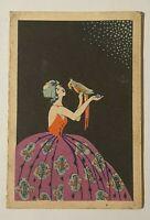 Calendarietto pubblicitario 1931, Le Gaulois, Semelles Bergougnan, Clermont Fer.