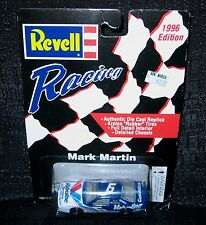 1996 NASCAR Revell Racing MARK MARTIN #6 (Factory Sealed; 1/64 Die Cast)