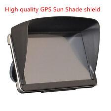 """Clip on 7"""" Sun Shade shield Glare Fashion Visor GPS Free shipping"""