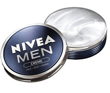 Nivea Men Cream Universal Skin Care Face Body Hands Moisturizing * Choose Size *