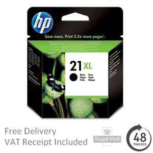Original HP 21XL Black Ink Cartridge C9351CE