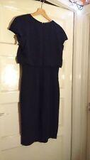 Very dark blue to black Nicole Farhi dress UK size 10