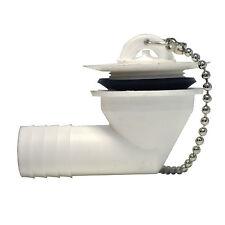 Wasserauslauf winkel Ablaufgarnitur Wohnwagen Wohnmobil Spüle Ablaufventil