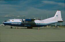 ZRH24 Original aircraft slide/Dia  Motor Sich AN12 RA-11316