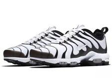 NWT Nike Air Max TN Ultra Running Shoes Black/White - 898015-101 - M-6.5;  W-8