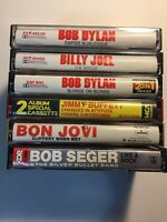 Lot Of 80s 90s Cassette Tapes Alternative Rock & others.