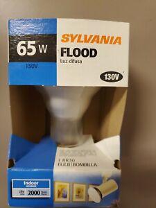 New Sylvania 65 W 130v Interior Flood Light 2000 Hours