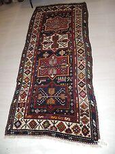 4x8ft. Persian Quasqui Caucasian Wool Runner