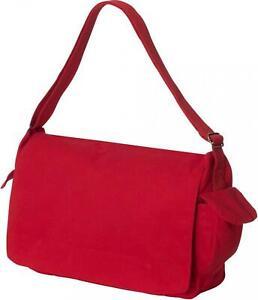 ZUZIFY Cotton Peach Skin Messenger Bag. YB0798