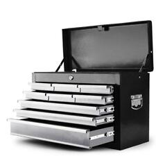 Bullet 9 Drawer Tool Storage Box - Black