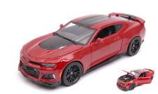 Chevrolet Camaro Zl1 2017 Red 1:24 Model 31512R MAISTO