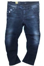G-Star Jeans 'ARC LOOSE TAPERED WMN' Track Wash W33 L30 AU15 NEW RRP$289 Womens