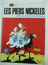 les pieds nickelés sur la route du pretrole N°73 pellos 1979