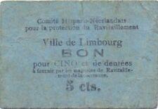 Limbourg  5 cent.