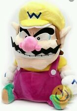 SUPER MARIO BROS. WARIO PELUCHE - 24Cm. - Plush Nintendo Yoshi  Boo Peach Luigi