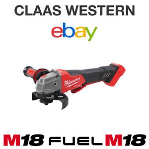 Milwaukee M18FSAGV115XPDB-0 18v Fuel 115mm & Braking Angle Grinder 4933478774