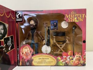 NEW Jim Henson Special Edition Action Figure RARE - The Muppets by Palisades