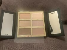 NIB Tarte Tarteist Pro Glow Highlight & Contour Palette 6 Shades AUTHENTIC
