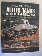 Book: Allied Tanks of the Second World War (Images of War)