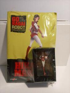 GO NAGAI ROBOT COLLECTION Nr71 CON GADGET HIKARU MAKIBA NEW!!!