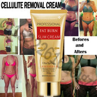 Cellulite Removal Cream Fat Burning Slimming Cream Muscle Relaxer Weigth Loss RR