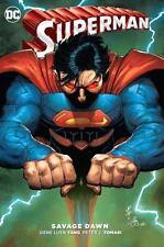 Superman: Savage Dawn by Tomasi, Peter J.; Yang, Gene Luen; Pak, Greg