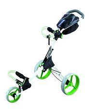 Big Max IQ + Golf Trolley-color: blanco-Lime,! nuevo!