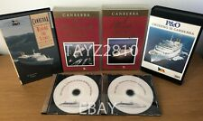 P&O SS Canberra DVD's