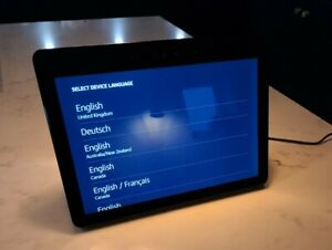 """Amazon Echo Show 10"""" (2nd Generation) - Excellent condition"""