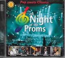 V/A - Night of the proms 1999 CD Album 20TR BELGIUM Status Quo Zucchero Emilia