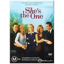 DVD SHE'S THE ONE Edward Burns Jennifer Aniston Cameron Diaz 1996 COMEDY R4 [VG]