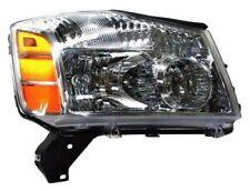for 2004 2005 2006 2007 Nissan Titan RH; Passenger Side Headlamp Headlight