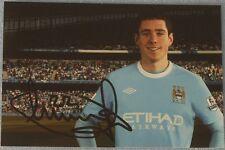 Greg Cunningham signed (Man City)