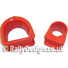 Ford Escort MK1 MK2 Steering Rack Mounts Polyurethane Heavy Duty SF932 (pair)