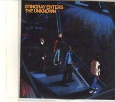 (DU46) Stingray Enters The Unknown, The Sadist - DJ CD